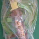Burger King Wild Thornberrys Tiger Slide Meal Toy Bag