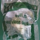 McDonalds Disney The Wild Larry Snake #5 Meal Toy Bag