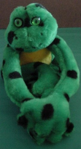 Fiesta Velcro Hands & Feet Frog Stuffed Plush 18""