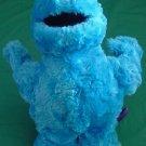 """Cookie Monster Sesame Street Gund Beanie Plush 10"""""""
