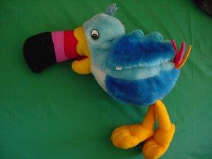 "Toucan Sam Froot Loops Bird Kellogg's Stuffed Plush 6"""