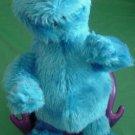 "Cookie Monster Sesame Street Muppet Stuffed Plush 8"""