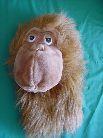Monkey? Camel? People Pals Plush Hand Puppet