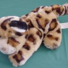 Conservation Collectibles Leopard Cub Stuffed Plush
