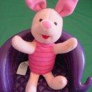 """Winnie the Pooh Piglet Mattel 1997 Beanie Plush 5"""""""
