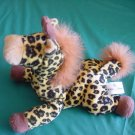 King Plush Yellow Giraffe Beanie Stuffed Plush 5""
