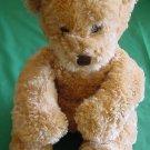 All Greek to Me Light Brown Bear Stuffed Plush Beanie
