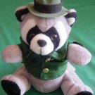 Fiesta Ranger Raccoon Beanie Stuffed Plush 6.5""