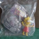 Burger King Simpsons Creepy Classics Lisa in bag