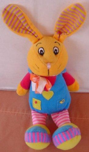 "French Fizzy Yellow Bunny Plush 8"" France Soda?"