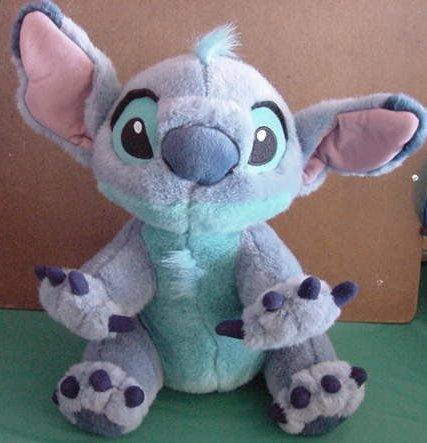 "Disney Lilo & Stitch Disney World Stuffed Plush 12"" Squishy Soft"