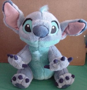 "Disney Lilo & Stitch Disney World Stuffed Plush 12"" Squishy Soft"