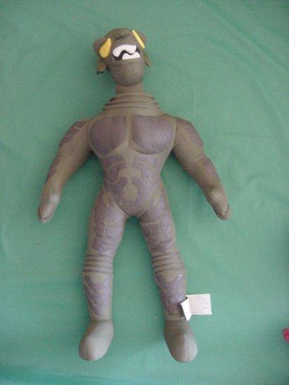 "Green Goblin Spiderman Movie Stuffed Plush 14"" 2002"