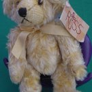 "Russ Berrie Cosgrove Bear Stuffed Plush 6"" Tag"