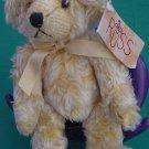 "Russ Berrie Cosgrove Bear Stuffed Plush 6"" Tag"