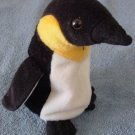 Cute Emperor Penguin Beanie Stuffed Plush 6.5""