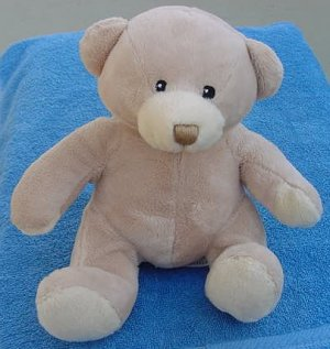 Animal Alley Beige Bear Light Brown Stuffed Plush TRU