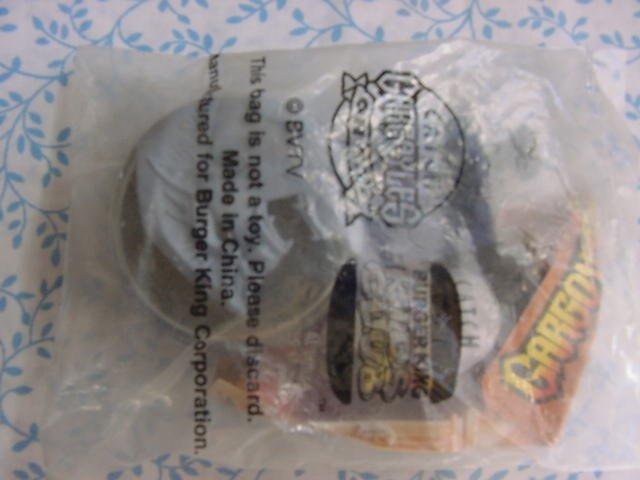 Burger King Gargoyles Friction Spark Spinner MIP 1995