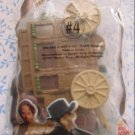 Burger King Wild Wild West Stagecoach Toy #4 MIP 1998