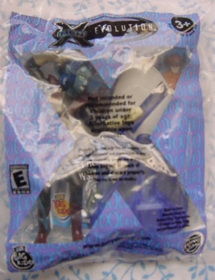 Burger King X Men: Evolution Nightcrawler Figure w/ CD ROM MIP