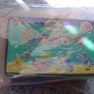 Burger King Cranium Cadoo Game MIP Aqua & Purple Box