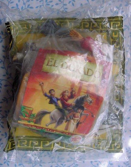 Burger King Road to El Dorado Horse & Miguel #2 MIP