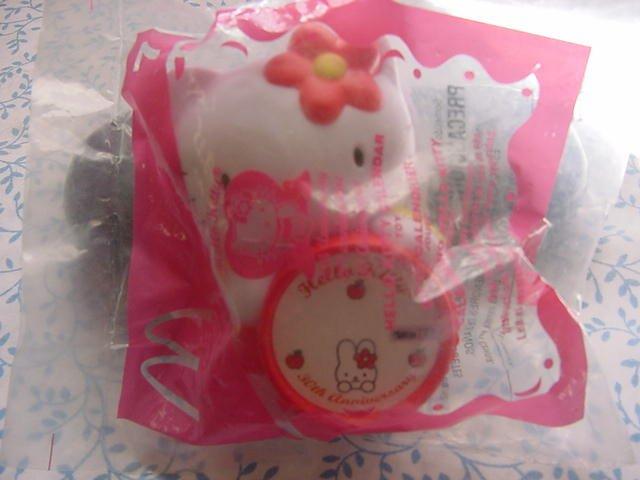 McDonald's Hello Kitty 30th Anniversary #7 Calendar MIP