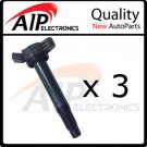 BRAND NEW OEM IGNITION COIL ON PLUG *set of 3 *3.5L V6