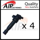 NEW IGNITION COIL ON PLUG **FIT V6 & 4cyl **SET OF 4