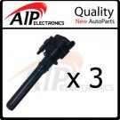 NEW IGNITION COIL PENCIL **SET OF 3 **FITS 3.5L 3.2L V6