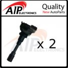 NEW IGNITION COIL ON PLUG **FITS ALL 1.6L **SET OF 2