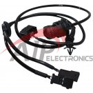 Brand New Anti-Lock Brake Wheel Speed Sensor 2002-2004 AUDI A6 REAR LEFT DRIVER SIDE Abs Oem Fit ABS