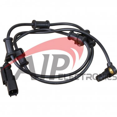 Brand New ABS Wheel Speed Sensor For Front Left 2009-2012 Dodge Ram 2WD 52122425AB Oem Fit ABS976