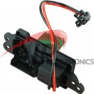 Brand New Blower Motor Resistor Ac Heater Switch Control For 2002-2004 Chevrolet Cadillac and GMC V8