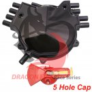 Brand New Dragonfire Optispark 5-Screw Performance Cap and Rotor Kit  CR95LT-DF