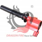 Set of 6 NEW DRAGON FIRE PERFORMANCE IGNITION COILS ON PLUG COP Complete Oem Fit C500-DF x 6