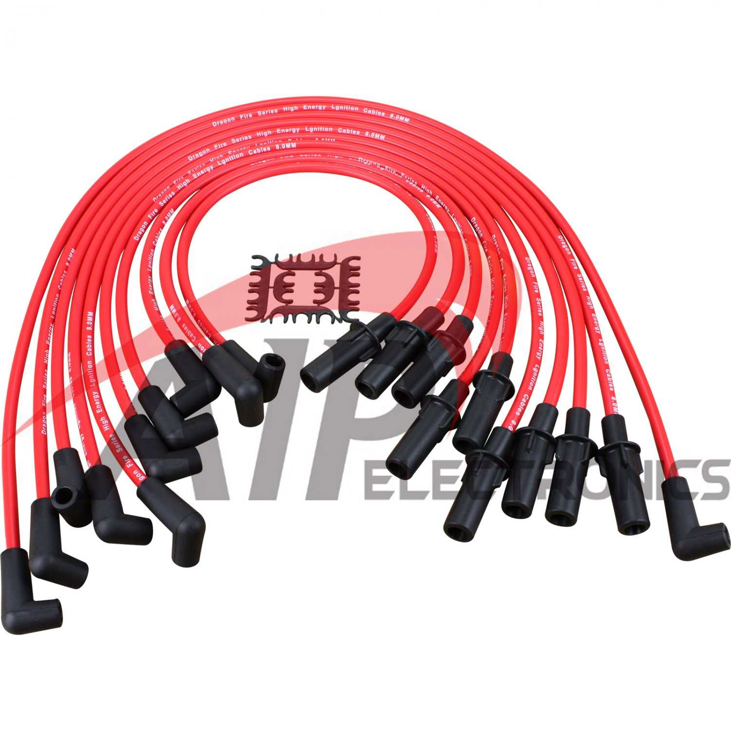 Brand New Performance Spark Plug Wire Set For 1990-2003 Dodge 1500 2500 and 3500 Truck Van Oem Fit P
