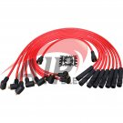Brand New Dragonfire Performance Spark Plug Wire Set For Ford Bb 351C,351M,400M,429,460 Oem Fit PWJ1