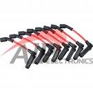 Brand Dragon Fire Performance Spark Plug Wires For 2005-2008 Corvette LS2 LS3 LS7 Oem Fit PWJ121