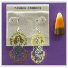 Mermaid Best Friends Earings