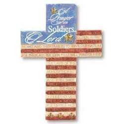 Soldiers Prayers Cross