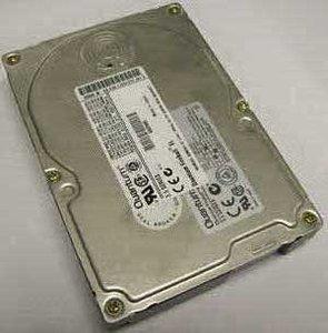 Quantum Fireball EL 2.5GB 2.5AT EL25A881 3.5 IDE Hard Drive