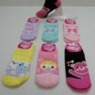 Wholesale Case (6) Womens Thick Printed Super Soft Low Cut Socks New!