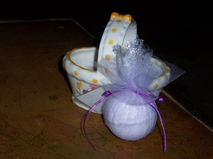 Lavender Bath Fizzie ( in package of four)