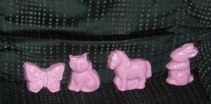 Children Animal Soaps