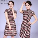 chinese gown dress qipao cheongsam wedding 120446 multicolor size 30-38 in stock