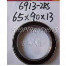10 pcs thin 6913-2RS RS bearings Ball Bearing 6913RS 65X90X13 65*90*13 mm 6913RS free shipping