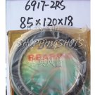 1 pcs thin 6917-2RS RS bearings Ball Bearing 6917RS 85X120X18 mm 85*120*18 ABEC1 free shipping