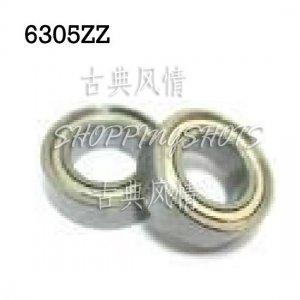 10 pc 6305-2Z ZZ Deep Groove Ball Bearing ABEC1 25x62x17 25*62*17 mm 6305Z 6305ZZ free shipping