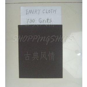 "free shipping  20 Sheets emery Crocus emery Aluminium oxide cloth 9""X11"" 180 grit electro coated"